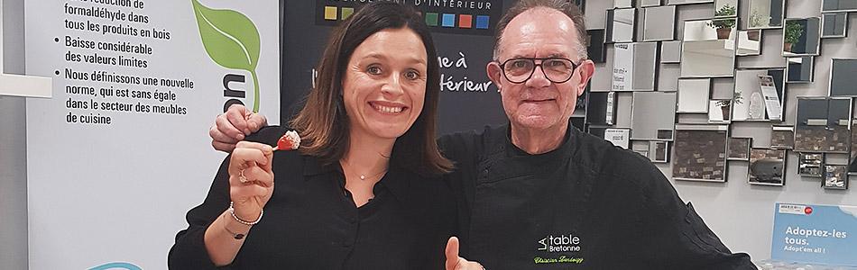 Cours De Cuisine Comite D Entreprises Brest Landerneau Avec